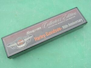 New Snap On Harley Davidson 95th Anniversary Ratcheting Screwdriver Ships Free