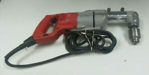 ma4 Milwaukee 7 Amp 1 2 In Corded Heavy Right angle Drill Kit 1107 1