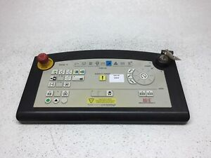 As e Operator Control Panel Unit 299 1196 2 For Gemini X ray Inspection System