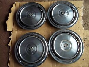 60s 70s Buick Regal Electra Gs Riviera Deluxe Hub Cap Wheel Cover 15 Stainless