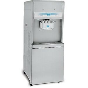 taylor 8756 27 Soft serve Ice Cream Machine Used Water Cooled
