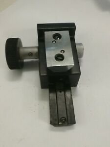 Focusing Mechanism From The Lomo Ussr Microscope