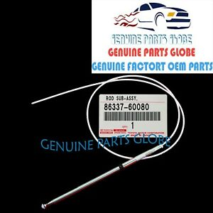 Genuine Toyota 90 97 Land Cruiser Lexus 96 97 Lx450 Antenna Mast 86337 60080