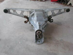Corvette 1980 1982 Aluminum Rear End Differential 2 87 1 Gears Posi Traction