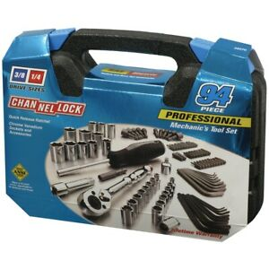 94 Piece Mechanic S Tool Set Cha39070 Brand New