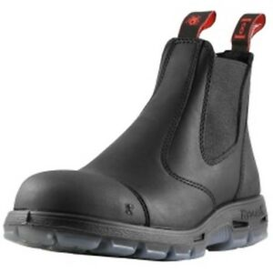 Easy Escape 6 Slip on Steel Toe Scuff Cap 9uk 10 Us Rdbusbbksc9 Brand New