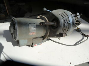 Bridgeport Milling Machine Head M 110v 1 Ph