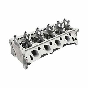 Trick Flow Twisted Wedge Track Heat 185 Cylinder Head For Ford 4 6l 5 4l 2v