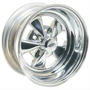 Cragar 08 61 S S Super Sport Chrome Wheel 15 X7 5x4 75 Bc