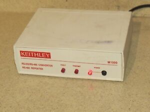 Keithley M1000 Rs 232 rs 485 Converter Rs 485 Repeater