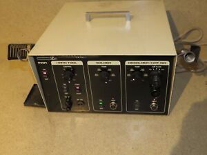 Ok Industries Mtr 55 a 115 Soldering And Desoldering System