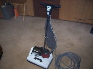 Nice Industrial Minuteman Vacuum Cleaner Mod Cc3 Pile Lifter Commercial Grade