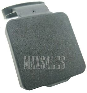 Trailer Hitch Tube Protector Rubber Cover Plug Cap Square Fit 2 Inch Receivers