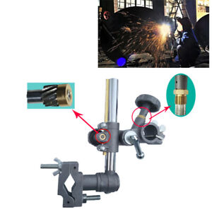 Welding Torch Holder Mini Support Mig Gun Holder Clamp Mountings For Mig mag co2