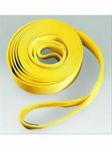 Smittybilt Cc330 Tow Strap Recovery Strap 3 X 30 Ft Rated 30000 Lbs