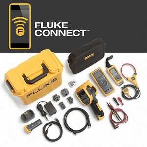 Fluke Ti300 60hz fca Ti300 Thermal Imager Fluke Connect Kit