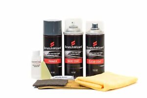 Scratchwizard Touchup Paint For Lamborghini Ppg 224009 white Mica Tricoat