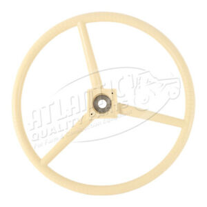 Steering Wheel Creme Allis Chalmers For D17 D15 D12 D10 D14 D19 Gleaner F E3