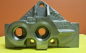 Parker Gresen 08650024 20 rc 12 e Hydraulic Valve Outlet Cover