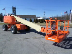 2008 Jlg 600s 60 Boom Lift 60ft Man Lift Manlift Straight Stick Boomlift