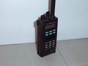 Astro Saber 3 Iii Motorola 800 Mhz P25 And Digital Without Battery And Charger