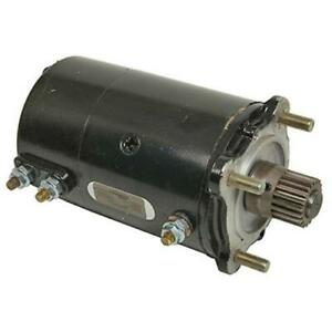 Ramsey Replacement Power Drive Winch Motor 262037