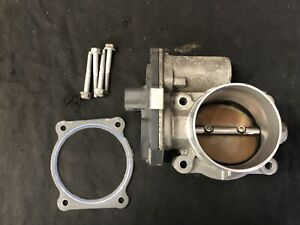 2011 Gmc Acadia Oem 3 6l Throttle Body W New Gasket And Hardware