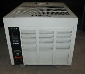 Affinity Water Lab Chiller Model Raa 005t ceo1cbd3 2542