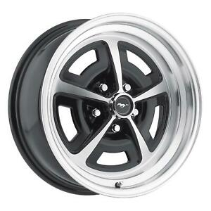 Scott Drake Legendary Magnum 500 Alloy Wheels With Black Accent Lw50 70754a