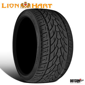 1 X New Lionhart Lh Ten 295 25r28 103w Performance All Season Tire