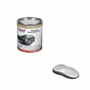 Paint Single Stage Uv Stable Acrylic Urethane Gloss Quicksilver Metallic 1 Quart