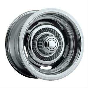 Vision American Muscle 57 Rally Series Chrome Wheel 57 5404