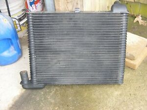 Gm Oem Corvette Radiator Gm 3155316