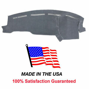 Gray Dash Mat Compatible W 1999 2004 Ford F250 Super Duty Dash Cover Usa Made