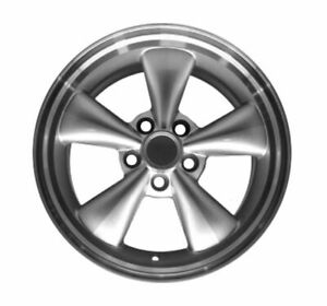 Recon Oem 17 Silver Painted Alloy Wheel Rim For 2005 2009 Ford Mustang