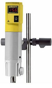 Ika Yellow Di 25 Digital Homogenizer Disperser 1 2 000ml 220v