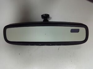 2005 2007 Toyota Avalon Auto Dimmer Homelink Rear View Mirror Oem