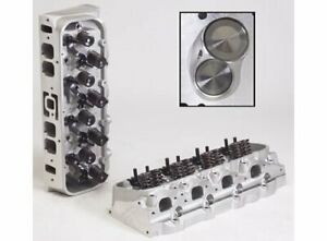 Edelbrock Performer Rpm Cylinder Head 60459 Bb Chevy 110cc 290cc Aluminum Each