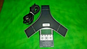 Cisco Cp 7937g Unified Voip Conference Station Phone 2201 40100 001 W Cat 5 F