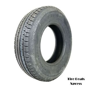 2 two St205 75r14 Jaxxon St Trailer Radial c Tires 2057514 Mpn 20514c