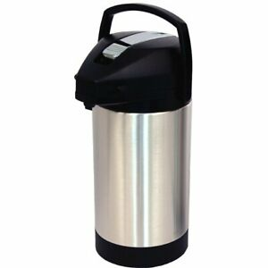 Fetco D041 3 Liter Pump Lever Airpot Coffee Beverage Dispenser D04100000