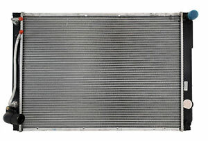 Radiator For 2004 2005 Toyota Sienna 3 3l V6 Up To Production Date 09 05 Models