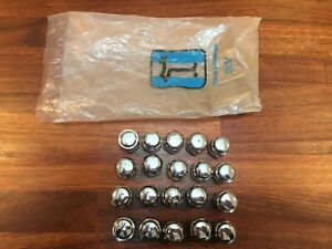 Detomaso Pantera 71 74 Parts Lug Nuts