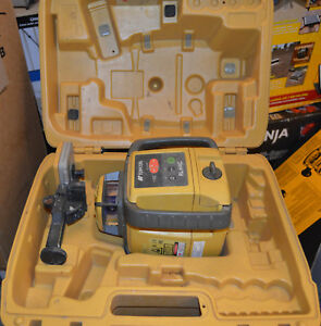 Topcon Rl h4c Self leveling Slope Rotary Laser Level W Ls 80l Receiver