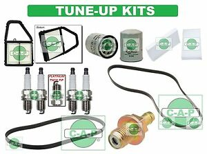 Tune Up Kits For 01 05 Civic Spark Plugs Belts Pcvalve Air Cabin