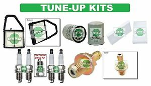 Tune Up Kits For 01 05 Civic Spark Plugs Pcv Valve Air Cabin