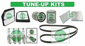 Tune Up Kits For 06 11 Civic Spark Plugs Belt Air Cabin Oil Filter