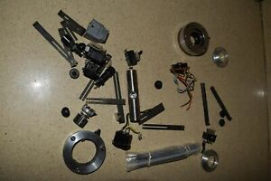 Leitz Microscope Parts Lot Of 20 Parts k8