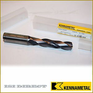 B225a12300hp Kcpk15 Kennametal Sc Drill Hp 12 3mm 4843 4 9xd Coolant Drill