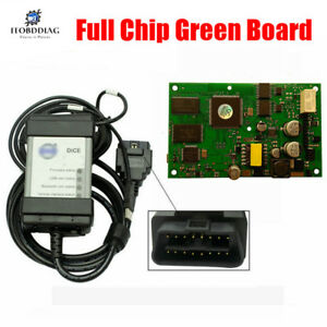 For Volvo Vida Dice 2014d Auto Diagnostic Tool Dice Pro Full Chip Green Board